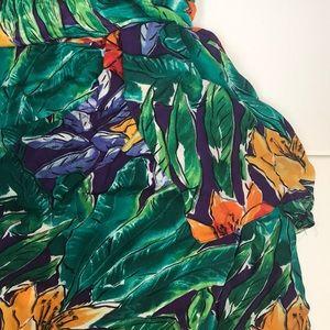 Nicole Miller Dresses - Nicole Miller silk floral dress